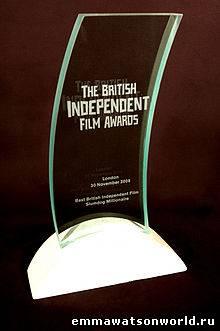 Премия британского независимого кино ' 2012