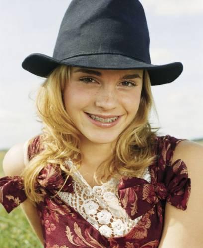 Emma Watson заняла 4 место в Vogue