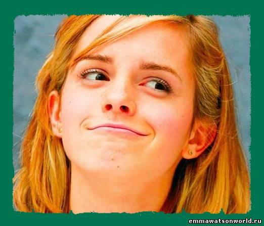 С Днём Рождения Администратор Emma Watson World!
