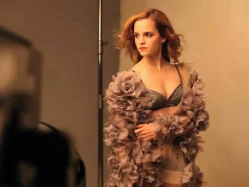 Видео фотосессии Emma Watson для Vanity Fair$