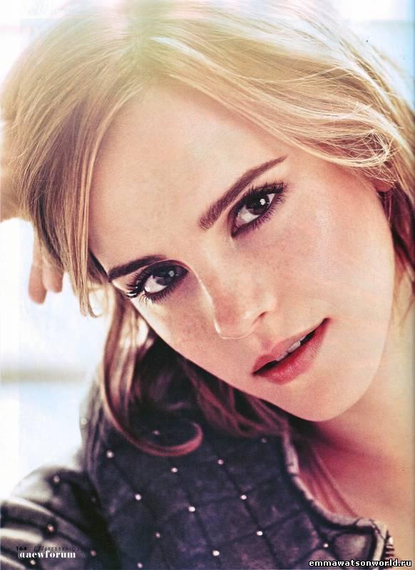 Эмма снова на страницах Elle и  Cosmopolitan