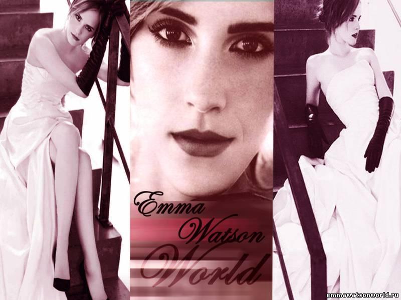 Новости касательно Emma Watson World